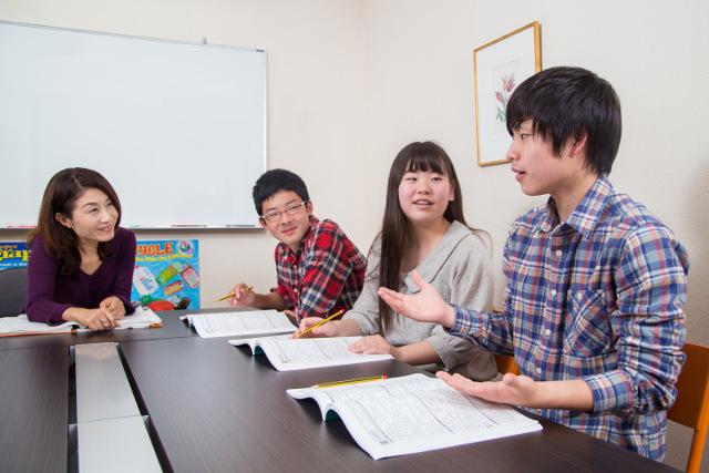岡山で英会話を学ぶなら会話と文法の両方を学べる英語スクール