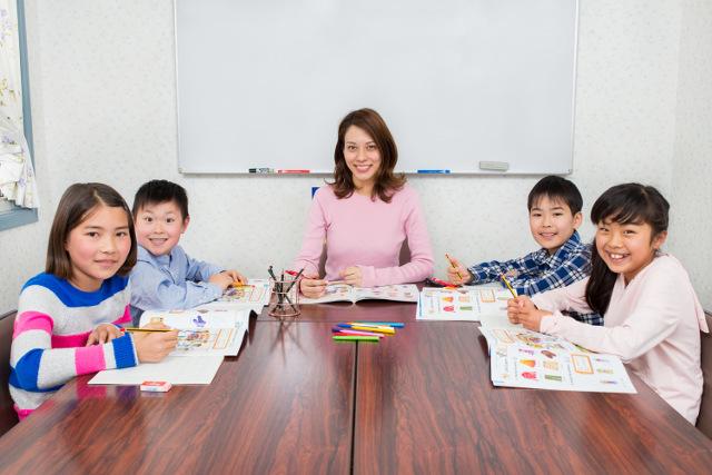 岡山で英会話のスクールをお探しなら幼児から小学生・中学生・高校生のレッスンを行うエイブル・イングリッシュ・スクール