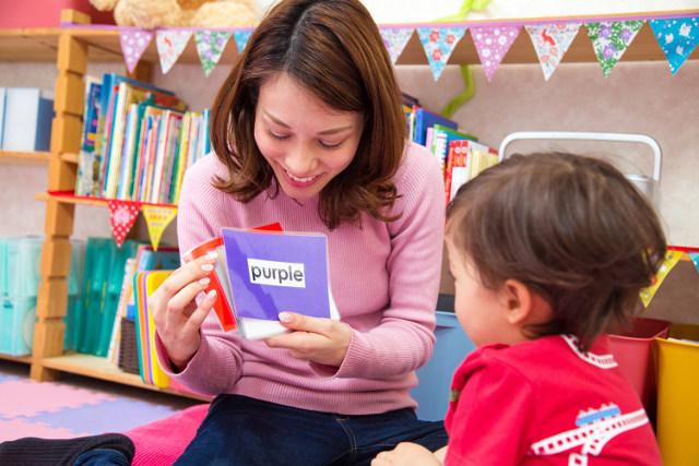幼児に英語を学ばせるメリットについて