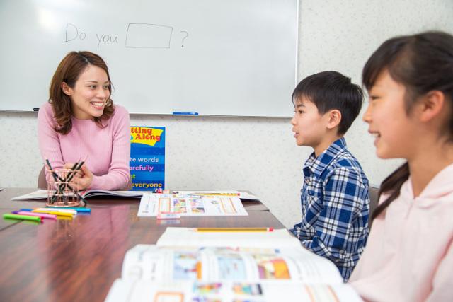 岡山で英語教室をお探しなら幼児・小学生など年齢に合わせたレッスンを行っているエイブル・イングリッシュ・スクール